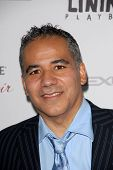 John Ortiz at the