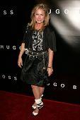 Kathy Hilton at Hugo Boss's