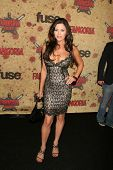 Christa Campbell at the Fuse Fangoria Chainsaw Awards. Orpheum Theatre, Los Angeles, CA. 10-15-06