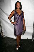 Garcelle Beauvais-Nilon at the Gen Art 9th Annual Fresh Faces in Fashion event, Barker Hanger, Santa Monica, CA 10-13-06