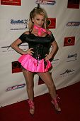 Taylor Wane at Dave Navarro's Halloween Lingerie and Costume Ball, The Highlands, Hollywood, CA 10-2