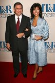 Leslie Moonves and Julie Chen at The Museum of Television & Radio's Annual Los Angeles Gala. Regent