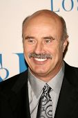 Dr. Phil McGraw at The Museum of Television & Radio's Annual Los Angeles Gala. Regent Beverly Wilshi