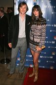 Jake Weber and Liz Carey at the NBC fall party for the hit drama