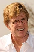 Robert Redford at a Press Conference Supporting Prop 87. Elysian Park, Los Angeles, CA. 10-25-06