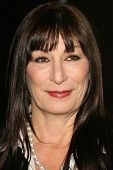 Anjelica Huston at the 21st Annual American Cinematheque Award Honoring George Clooney. Beverly Hilt