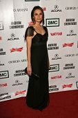 Mia Maestro at the 21st Annual American Cinematheque Award Honoring George Clooney. Beverly Hilton H