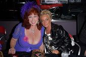 Annie Sprinkle, Rhonda Jo Petty at the