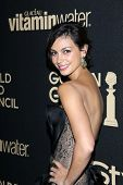 Morena Baccarin at the Hollywood Foreign Press Association And InStyle Miss Golden Globe 2013 Party, Cecconi's, Los Angeles, CA 11-29-12