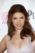 Anna Kendrick at the 2013 Film Independent Spirit Awards Nominations, W Hotel, Hollywood, CA 11-27-1