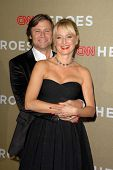 Grant Show, Katherine LaNasa at CNN Heroes: An All Star Tribute, Shrine Auditorium, Los Angeles, CA