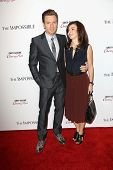 Ewan McGregor and Eve Mavrakis at the