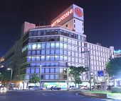 Famous Mitsukoshi Department Store Nagoya Japan