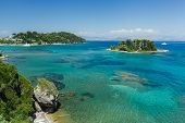 picture of off-shore  - Mouse Island Corfu - JPG