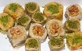 Turkish Baklavas