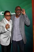 LOS ANGELES - JUL 14:  Bishop Clarence McClendon, Bishop Noel Jones at the NBCUniversal July 2014 TC