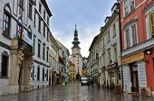 Old Town of Bratislava, Slovakia