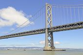 Bay Bridge, San Francisco, California, USA