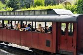 Tourist Train From Anduze