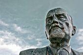 Lenin Statue in Cavriago, Emilia-Romagna, Italy