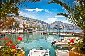 picture of albania  - Saranda - JPG