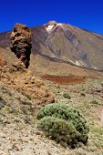 Roques de Garcia, El Teide National Park, Tenerife, Spain