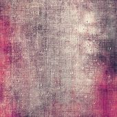 Retro background with old grunge texture. With different color patterns: purple (violet); gray; pink