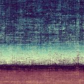 Art grunge vintage textured background. With different color patterns: blue; brown; purple (violet); gray