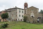 Montefeltro (marches, Italy): Village