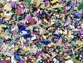 confetti backgroubd image