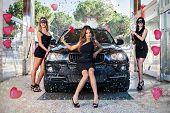 Carnival Party At The Car Wash