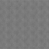Seamless knitted background.