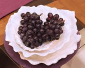 Grape Plate