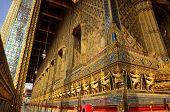 Thailand Church Artistic Art Style