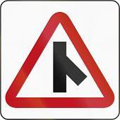 stock photo of degree  - Bruneian danger warning sign - JPG