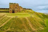 Ruinas del Convento de Tynemouth