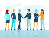 picture of partnership  - Business deal - JPG