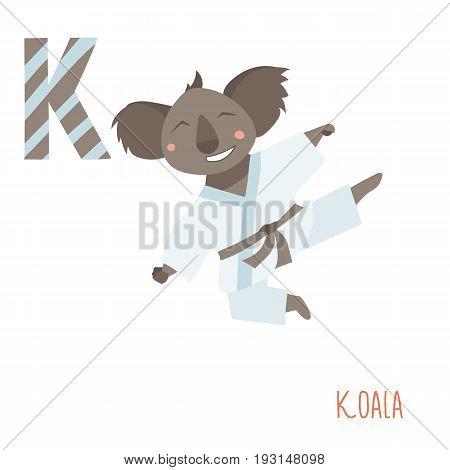 Vector kids illustration