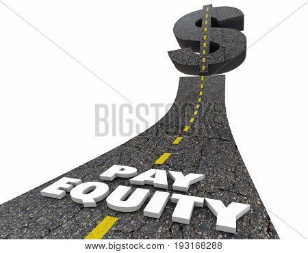 pay equity fairness is in the
