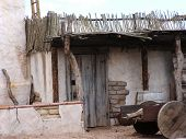 Old Adobe Home