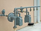 Meter And Valve Array