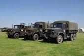 Gmc Military Cargo Trucks