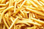 image of french fries  - French fries - JPG