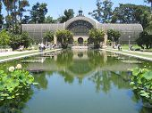 Conservatory Of Flowers, Balboa Park, San Diego, Ca