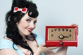 Radio Pinup Girl