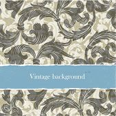 Vintage backgrounds set with copyspace. Easy editable by layers, eps10.
