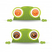 2 Hypno Frogs