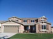 California Style Home