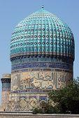 Mosque Bibi Xanom, Samarkand, Uzbekistan