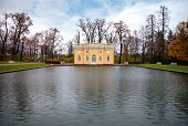 The Upper Bath Pavillion, Catherine Park, Tsarskoye Selo, St Petersburg, Russia